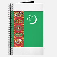 Flag of Turkmenistan Journal