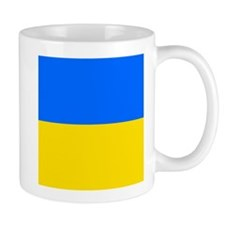 Flag of Ukraine Mugs