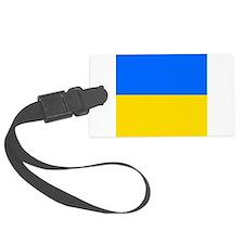 Flag of Ukraine Luggage Tag