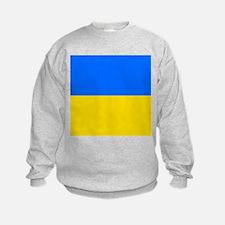 Flag of Ukraine Sweatshirt