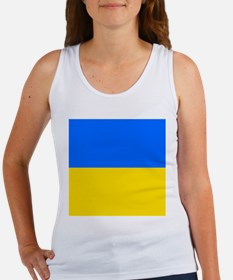 Flag of Ukraine Tank Top