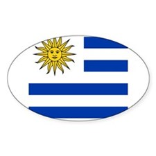 Flag of Uruguay Decal