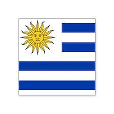 Flag of Uruguay Sticker
