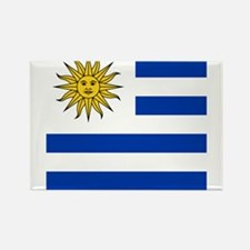 Flag of Uruguay Magnets