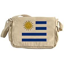 Flag of Uruguay Messenger Bag
