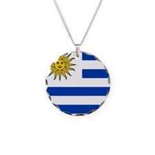 Flag of Uruguay Necklace