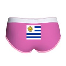 Flag of Uruguay Women's Boy Brief
