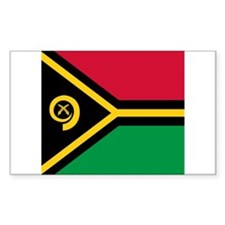 Flag of Vanuatu Decal