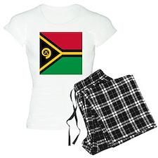 Flag of Vanuatu pajamas