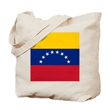 Flag of Venezuela Tote Bag