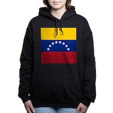Flag of Venezuela Women's Hooded Sweatshirt