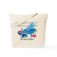 Land of Musicr Tote Bag