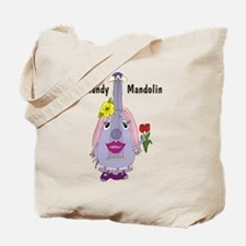 Mandy Mandolin Tote Bag