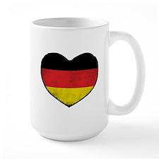 German Heart Mug