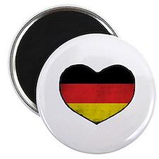 German Heart Magnet