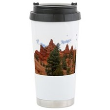 Red canyon Travel Mug