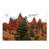 Utah red canyon Postcards