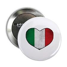 "Italian Heart 2.25"" Button (10 pack)"
