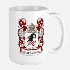 Wieruszowa Coat of Arms Mugs