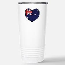 Australian Heart Travel Mug