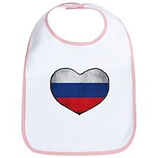 Russian Heart Bib
