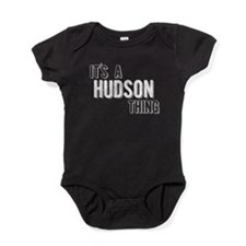 Its A Hudson Thing Baby Bodysuit