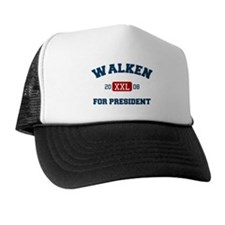 Walken for President Trucker Hat