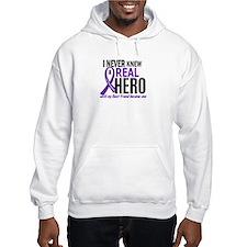Cystic Fibrosis Real Hero 2 Hoodie