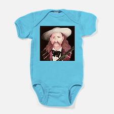 Wild Bill Hickok Baby Bodysuit