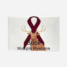 Mulitple Myeloma Rectangle Magnet