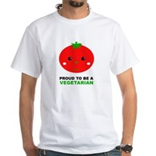Proud To Be A Vegetarian Shirt