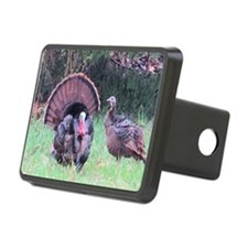 Wild Turkeys Hitch Cover