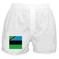 Flag of Zanzibar Boxer Shorts