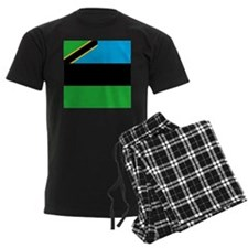 Flag of Zanzibar pajamas