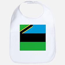 Flag of Zanzibar Bib