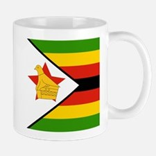 Flag of Zimbabwe Mugs
