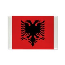 Flag of Albania Magnets