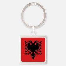 Flag of Albania Keychains
