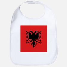 Flag of Albania Bib