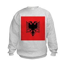 Flag of Albania Sweatshirt
