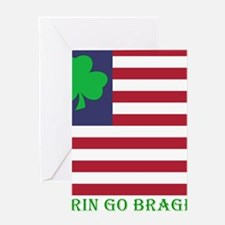 Erin Go Bragh #2 Greeting Cards