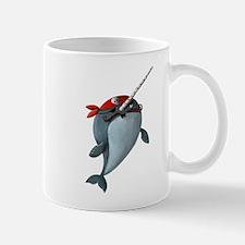 Pirate Narwhals Mugs