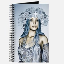 Christmas Snow Maiden Journal