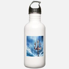 Poseidons Trident Water Bottle