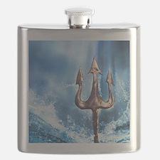 Poseidons Trident Flask