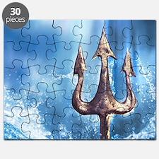 Poseidons Trident Puzzle