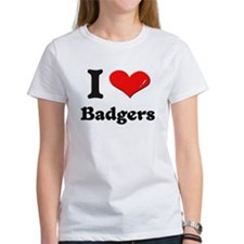 I love badgers Tee