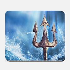 Poseidons Trident Mousepad