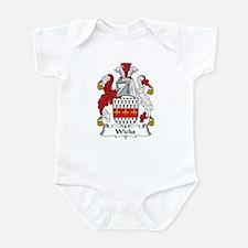 Wicks Infant Bodysuit