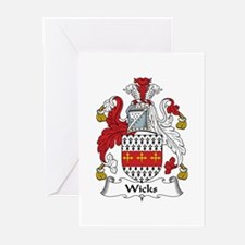 Wicks Greeting Cards (Pk of 10)